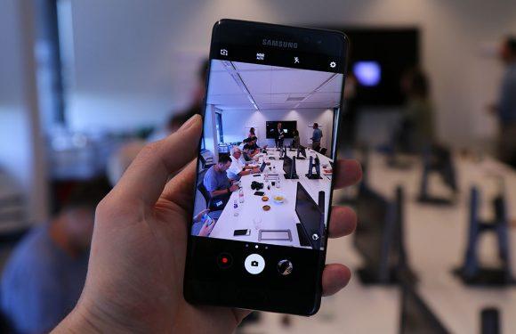 Accu Galaxy Note 7 in Europa beperkt tot dertig procent