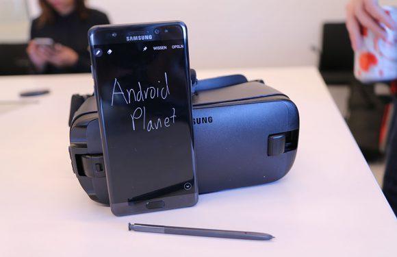 Samsung Galaxy Note 7 keert terug als refurbished toestel