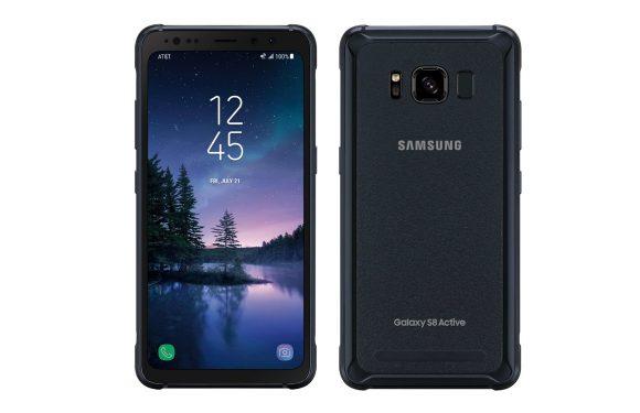 Samsung onthult Galaxy S8 Active: stevige variant van vlaggenschip