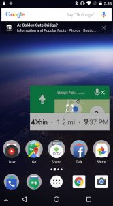 Google Maps Android O