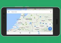 Update maakt Google Maps klaar voor nieuwste Android-versie