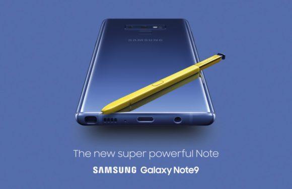Bestel de nieuwe Samsung Galaxy Note9 (en meer) bij MediaMarkt (ADV)