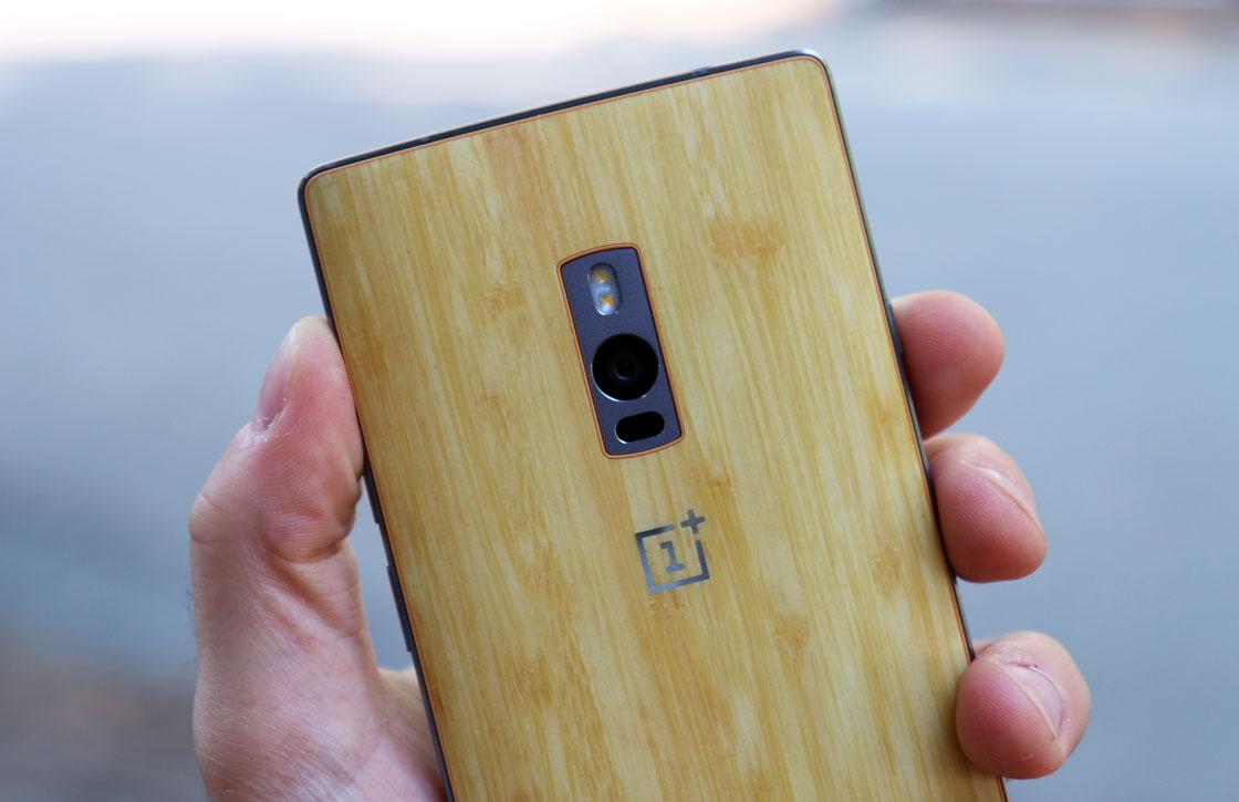 OnePlus verbetert camera OnePlus 2 met update