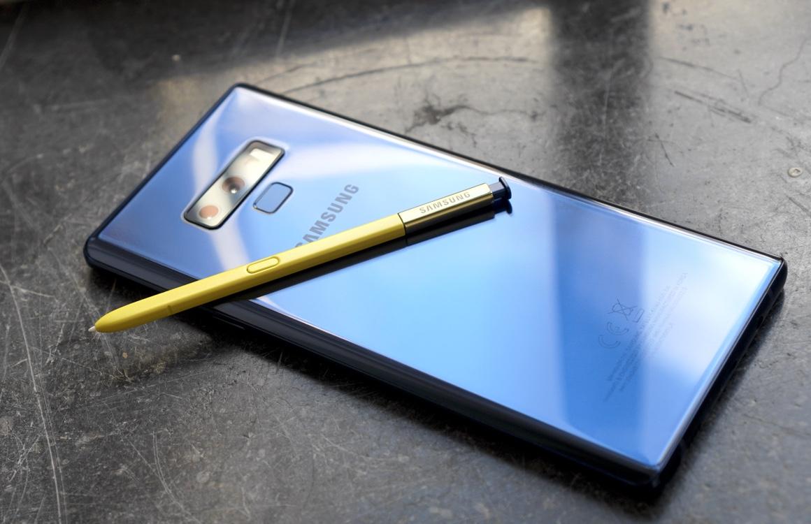 Samsung Galaxy Note 10 Pro-versie