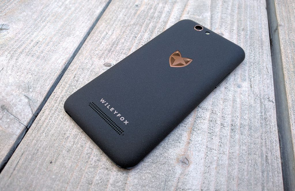 wileyfox spark+ review