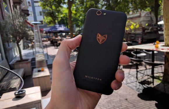 Wileyfox Spark+ review: goedkoop Cyanogen-toestel maakt indruk