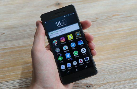 Dit is Sony's eerste smartphone met Android 7.0 Nougat