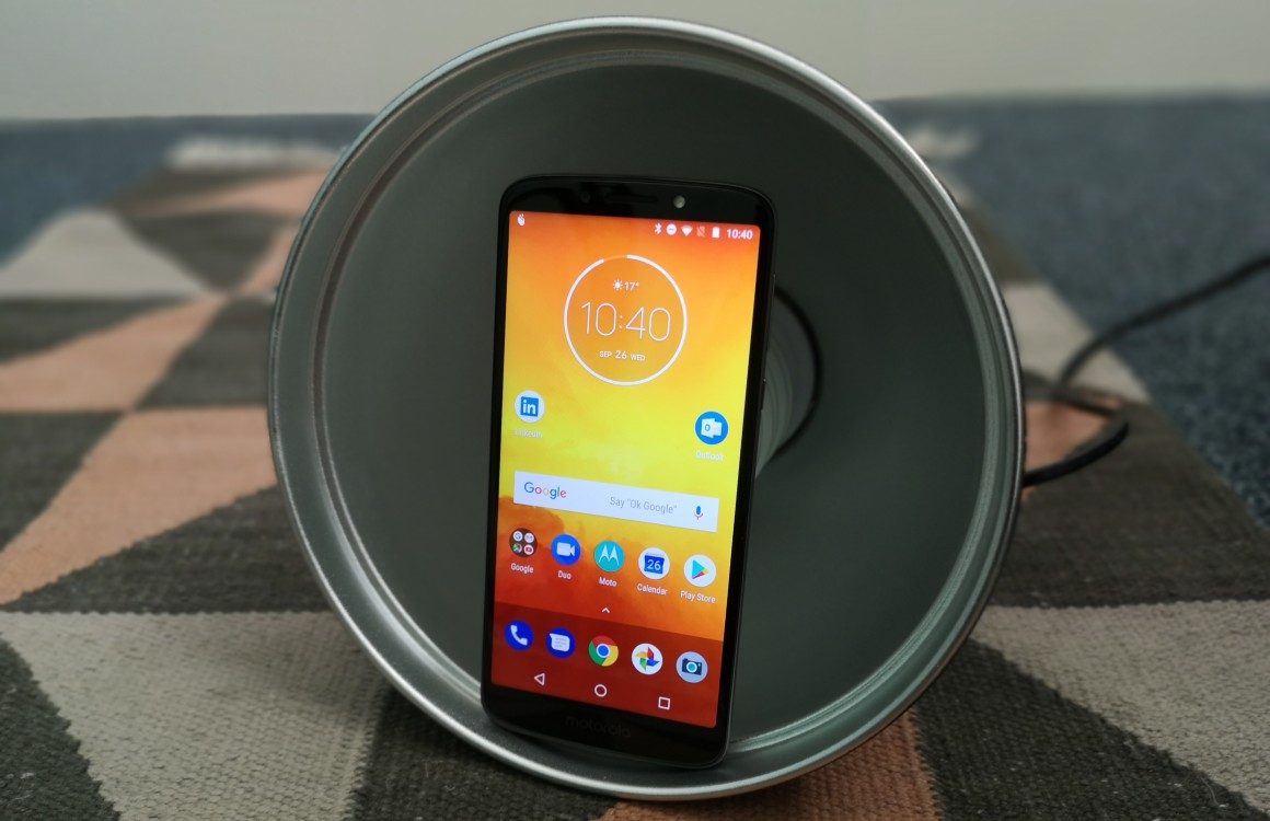 Motorola Moto E6 specificaties