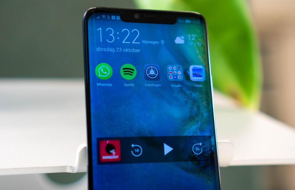 Huawei Mate 20 Pro-update verbetert camera en gezichtsherkenning – update