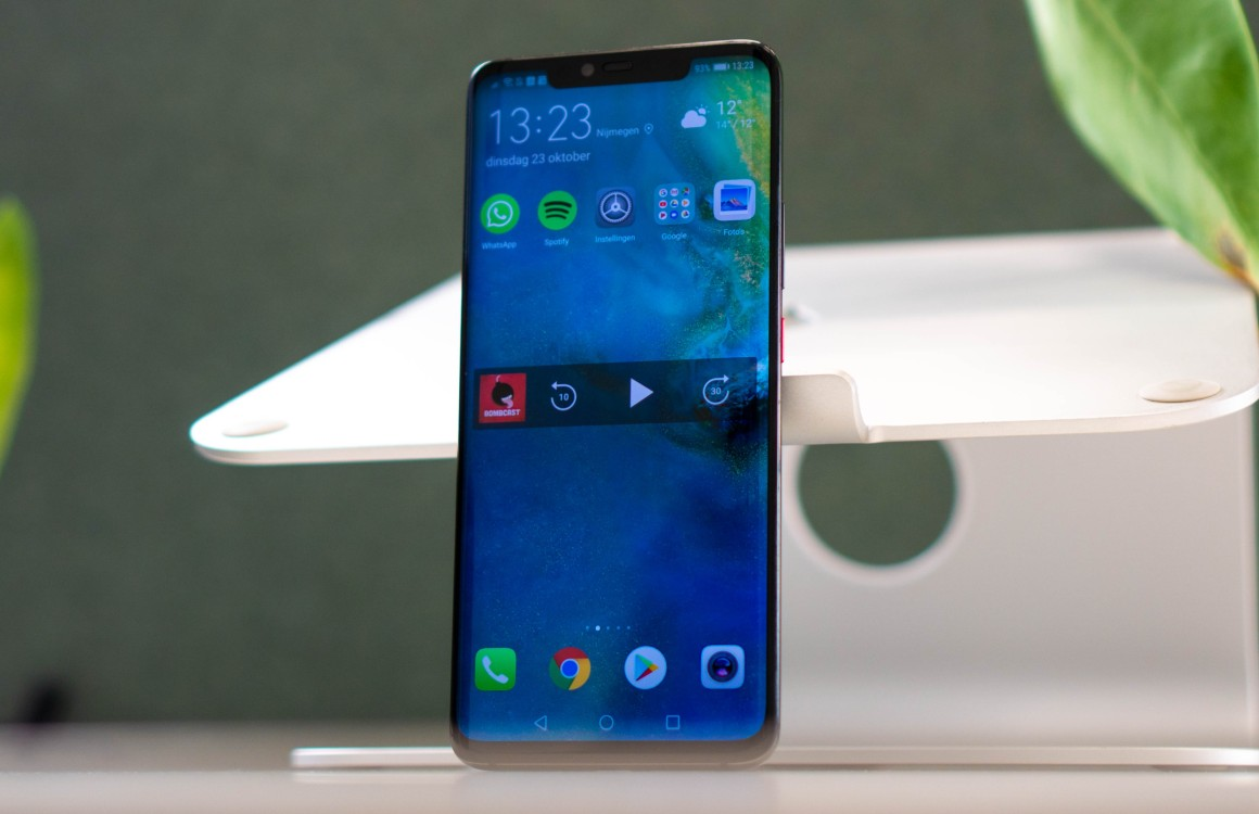 Huawei blokkeert alternatieve launchers voor je Android-telefoon (in China)