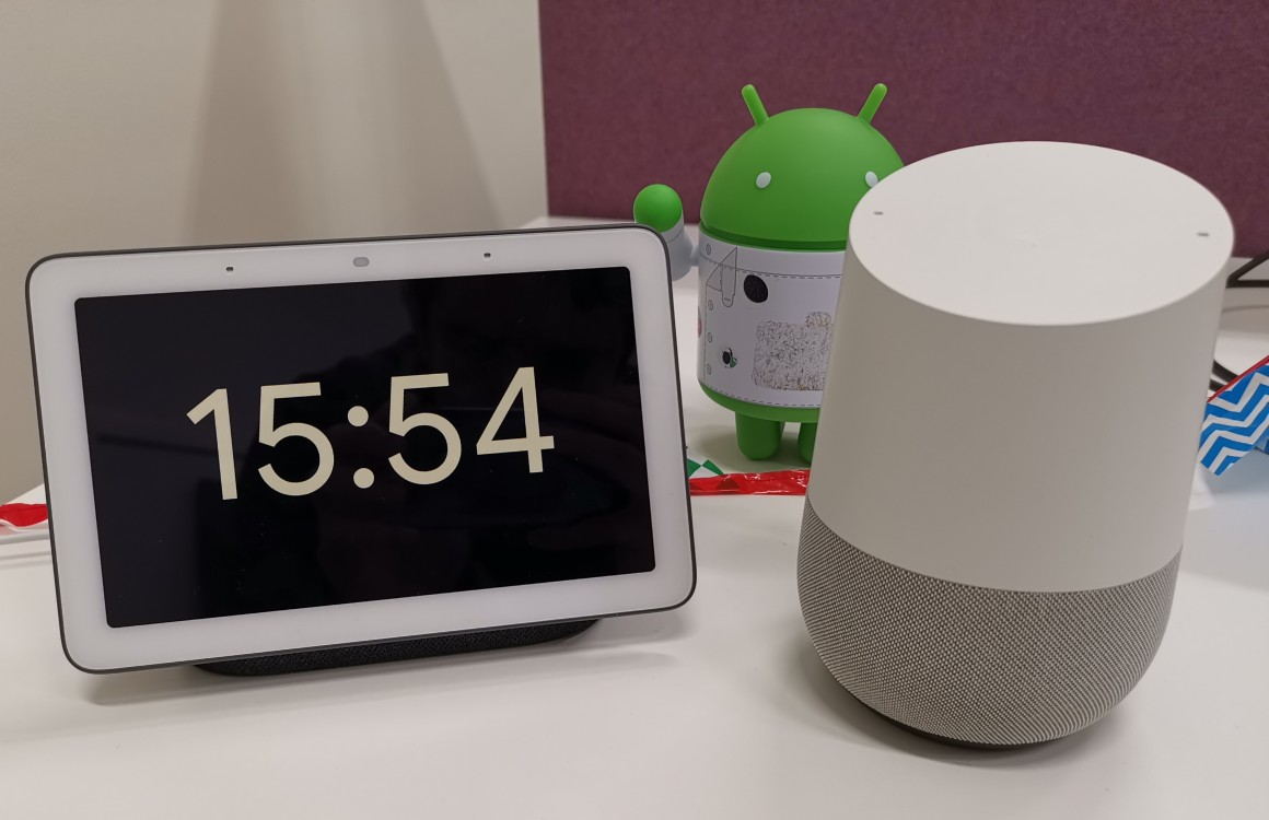 Google Home Hub preview