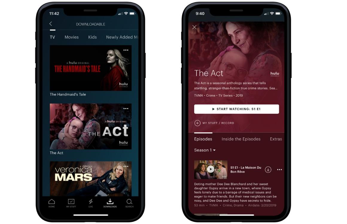 hulu in nederland kijken android-app