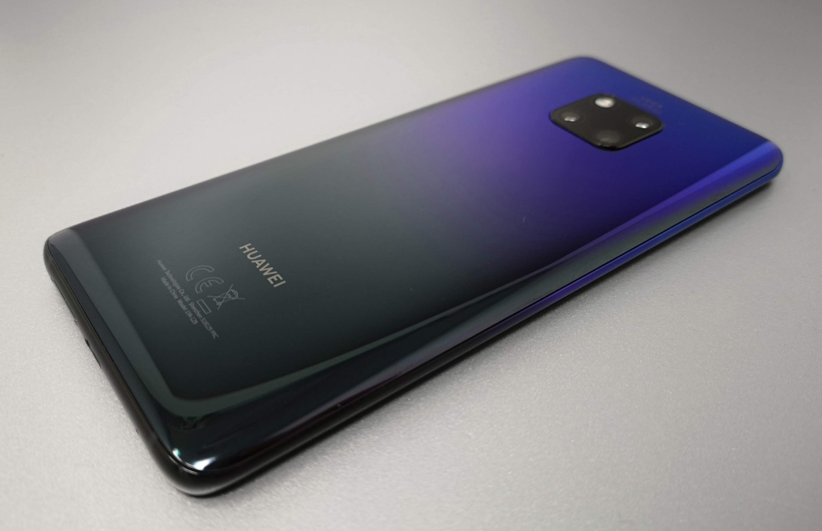 Huawei Mate 20 Pro preview