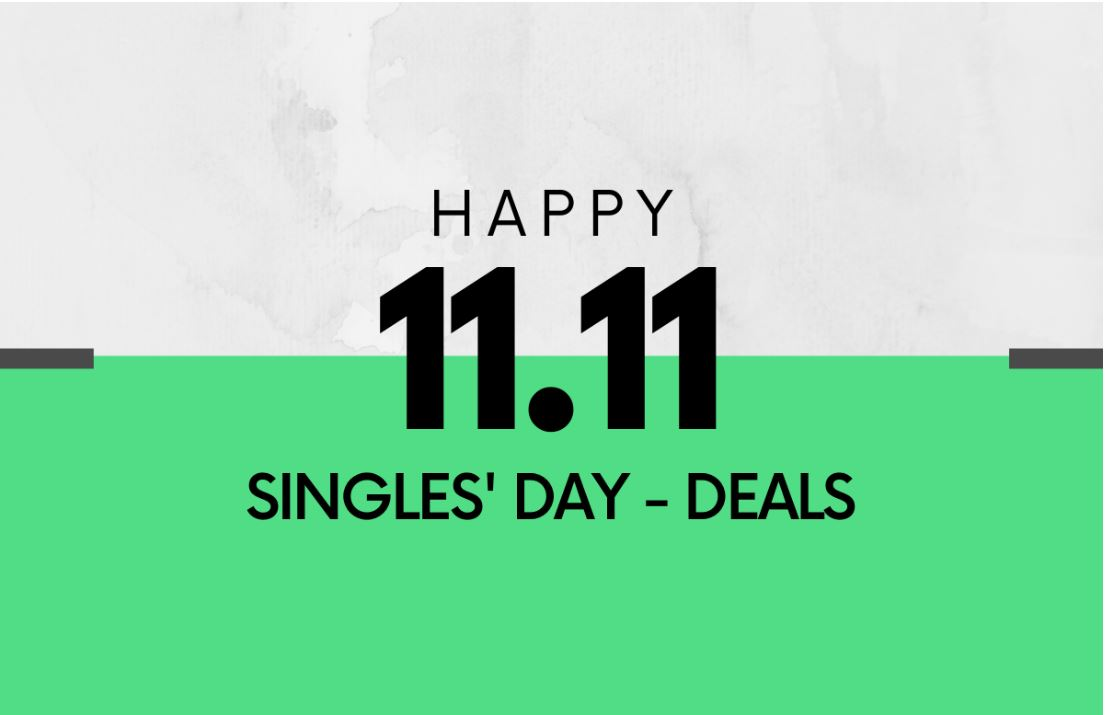 Singles Day 2020: dit zijn de beste aanbiedingen op een rijtje