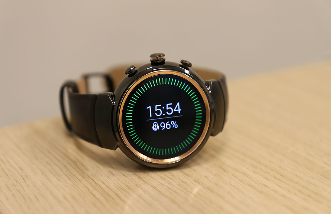 Asus ZenWatch 3 update