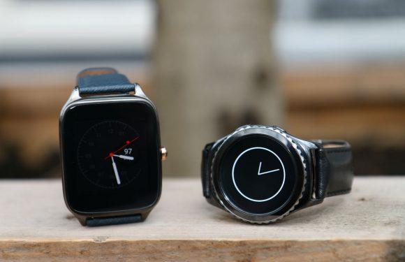 Asus ZenWatch 2 vs Samsung Gear S2: smartwatches vergeleken