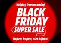 MediaMarkt Black Friday Super Sale: dit zijn de beste aanbiedingen (ADV)