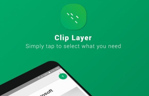 Sla alles op je scherm op met Microsofts Clip Layer