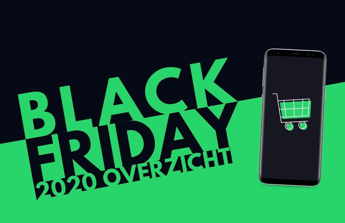 Black Friday 2020: in één overzicht alle winkels en beste deals