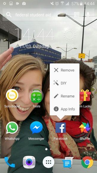 app customizen