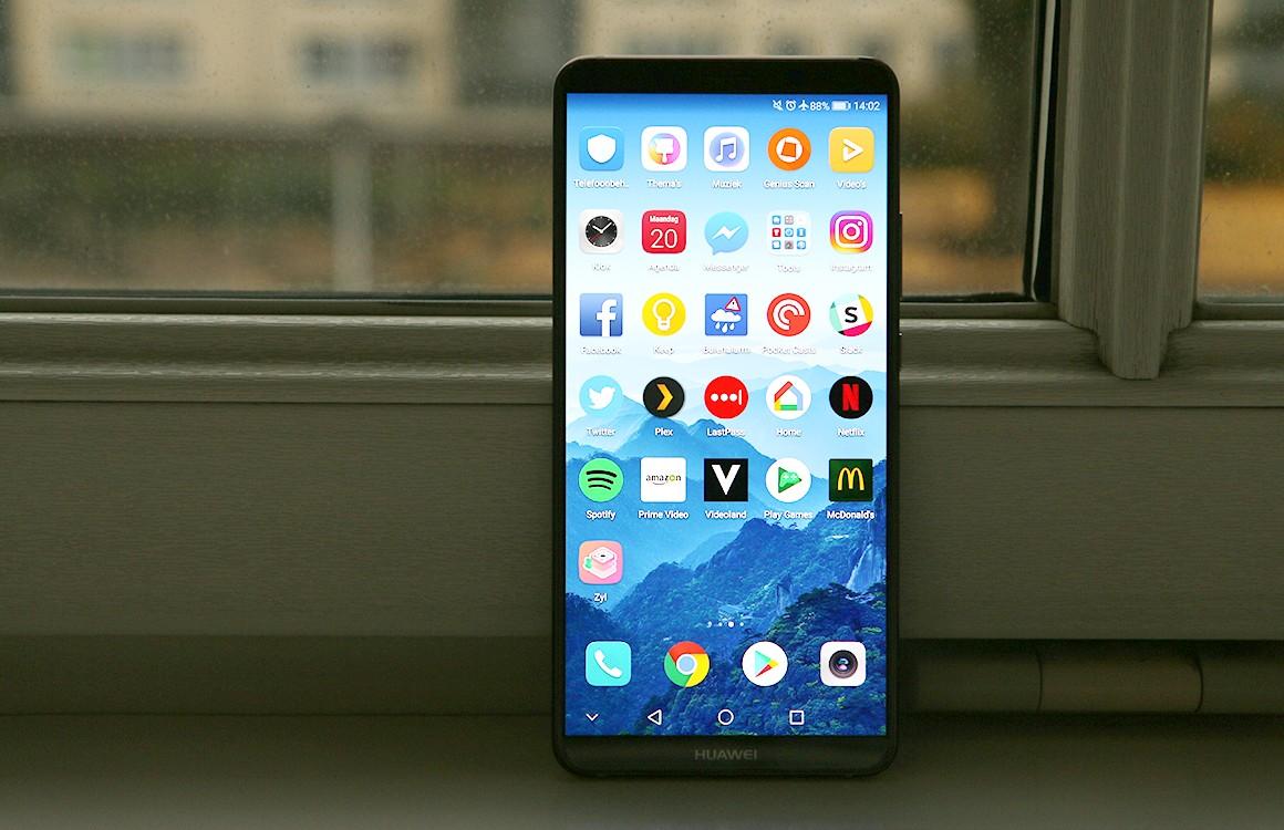 Huawei Mate 10 Pro review: groot formaat met grootse klasse