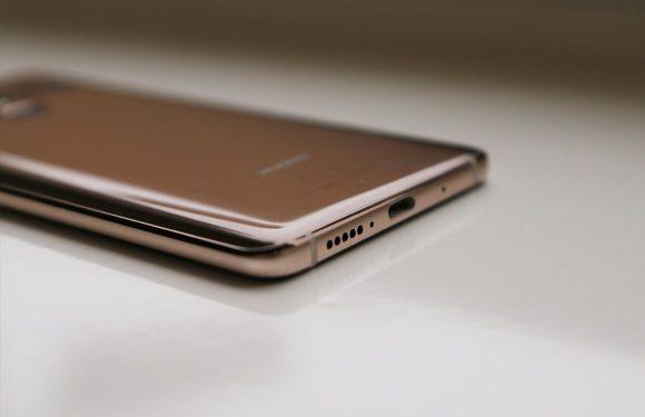'Huawei Mate 20 Pro heeft smalle randen, maar een grote notch'