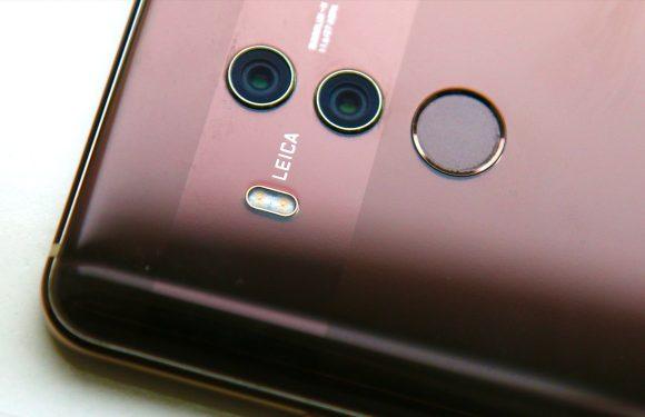 'Huawei Mate 20 Pro krijgt vingerafdrukscanner in het scherm'