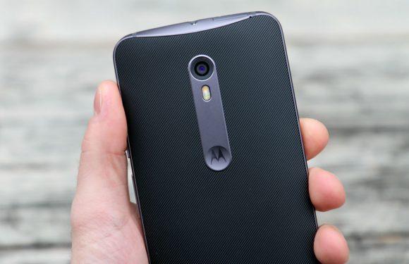 'Motorola Moto X (2017) te zien op renders'