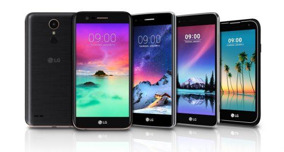 LG K10 (2017) kopen