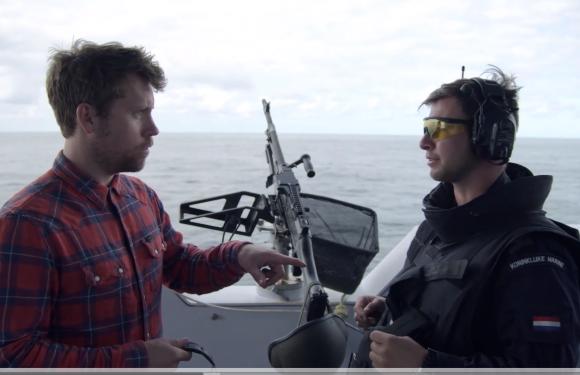 Video: Tim Haars van New Kids laat je zien wat een Matroos TD doet (ADV)