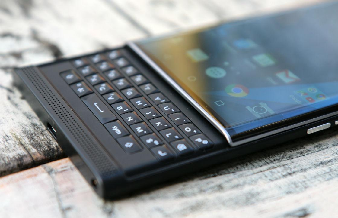 'BlackBerry Key2 in de maak: nieuwe smartphone met fysiek toetsenbord'