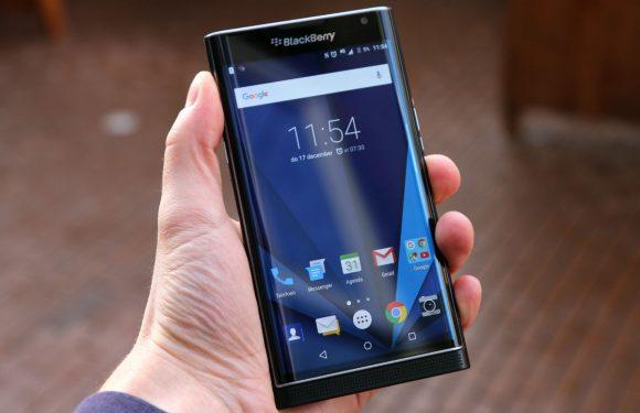 BlackBerry Priv krijgt helemaal geen updates meer