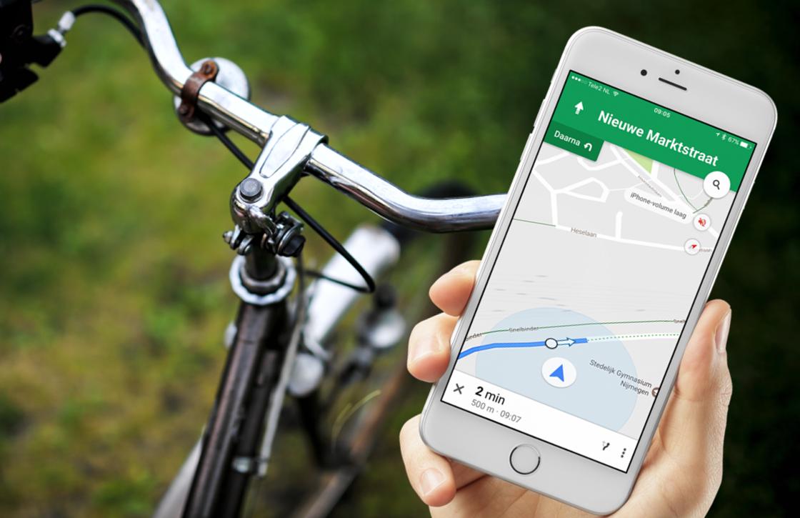 Minister Schultz: 'Smartphonegebruik op de fiets straks verboden'