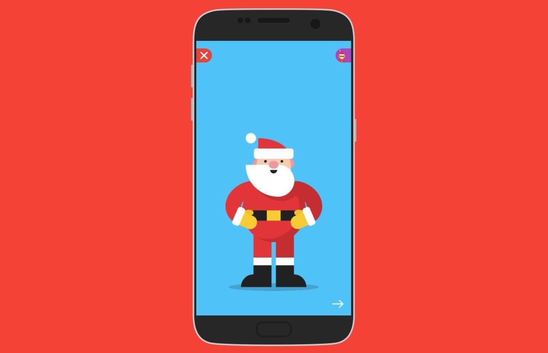 Met deze 5 kerst-apps kom je de feestdagen door