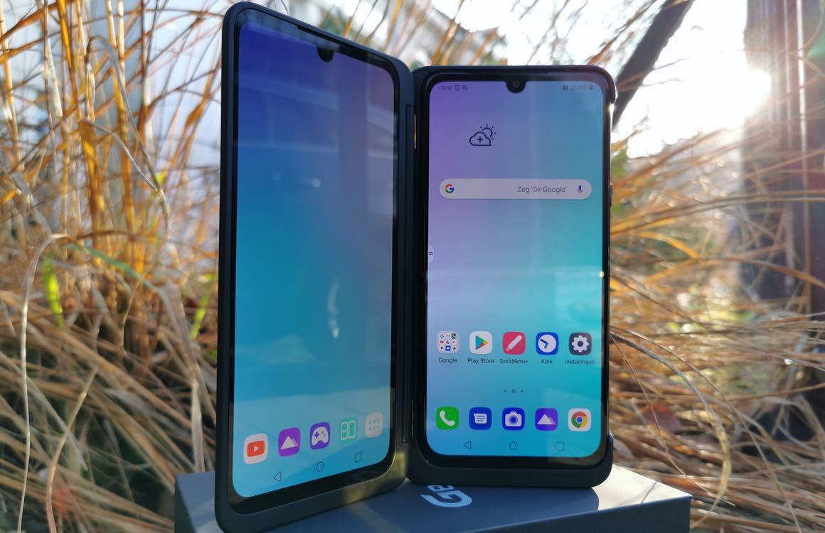 LG G8X ThinQ review: een dubbel scherm voor een kleine doelgroep